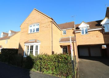 4 bed end terrace house for sale in Landseer Close, Wellingborough NN8