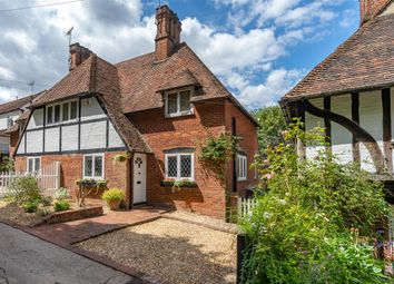 Thumbnail 2 bed semi-detached house for sale in Church Hill, Chilham, Canterbury