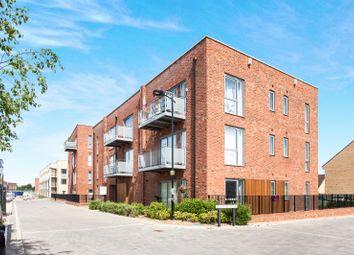 Thumbnail 1 bedroom flat to rent in Kestrel Rise, Trumpington, Cambridge