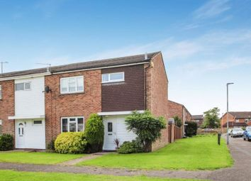 Thumbnail 3 bed end terrace house for sale in Skimmers Field, Holmer Green, High Wycombe