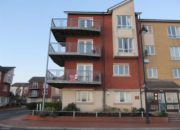 Thumbnail 3 bed flat for sale in Glan Y Mor, Barry, Vale Of Glamorgan