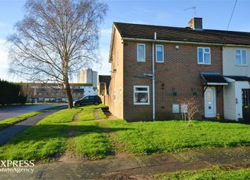 Thumbnail 3 bed end terrace house for sale in Grateley Close, Southampton, Hampshire