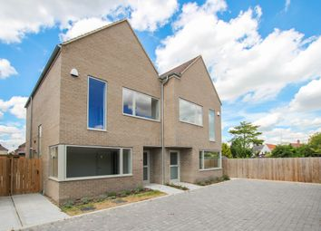 Thumbnail 4 bed semi-detached house for sale in Vineyard Place, Cambridge