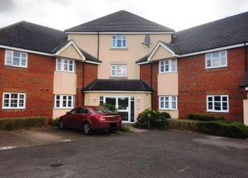 Thumbnail 2 bed flat for sale in Peppercorn Way, Dunstable