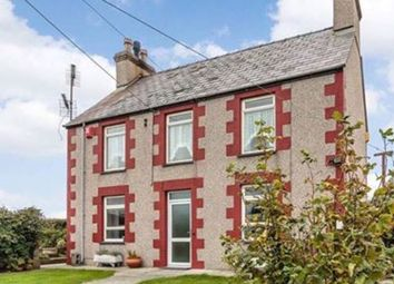 Thumbnail 5 bed detached house for sale in Bethel, Bodorgan
