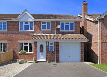Thumbnail 4 bedroom semi-detached house for sale in Britannia Gardens, Hedge End, Southampton