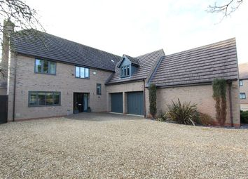 Thumbnail 4 bedroom detached house for sale in Holywell Way, Peterborough, Cambridgeshire
