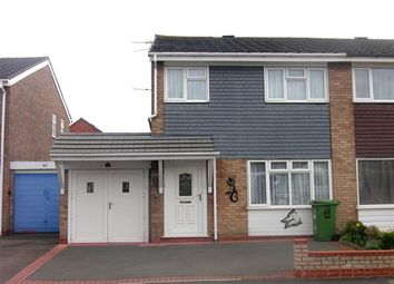 Thumbnail 3 bed semi-detached house for sale in Ilkley Grove, Birmingham