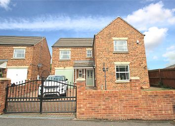 Thumbnail 4 bed detached house for sale in Longworth Road, Hemsworth, Pontefract, West Yorkshire