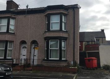 Thumbnail 2 bedroom terraced house for sale in 4 Shelley Street, Bootle, Merseyside