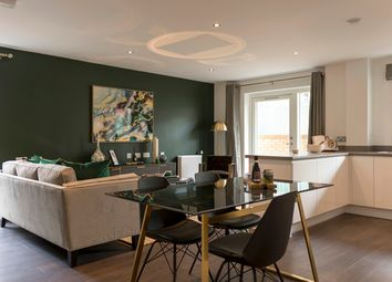 Thumbnail 2 bed flat for sale in Hillingdon Street, London