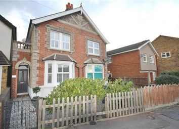 Thumbnail 3 bed semi-detached house for sale in Thorpe Lea Road, Egham, Surrey