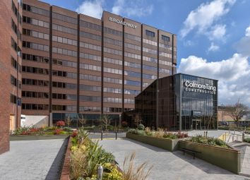 Thumbnail 1 bed flat to rent in Broadway, 105 Broad Street, Birmingham, West Midlands