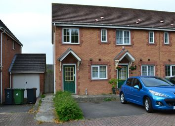 Thumbnail 2 bed end terrace house to rent in Ryders Hill Crescent, Nuneaton, Warwickshire
