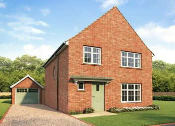 "Thumbnail 3 bed detached house for sale in ""Warwick"" at Westend, Stonehouse"