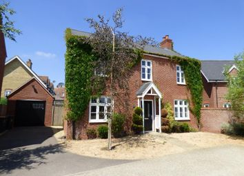 Thumbnail 4 bed detached house for sale in Great Denham, Beds
