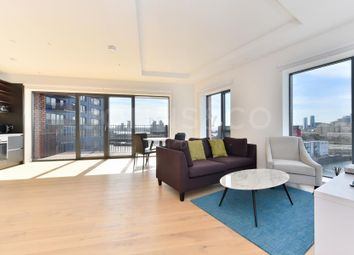 Thumbnail 2 bed flat to rent in Java House, London City Island, London