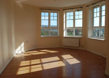 Thumbnail 2 bedroom flat to rent in Greenhaven Drive, Thamesmead, London