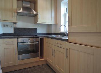 Thumbnail 2 bedroom flat to rent in Mill Street, Wem, Shrewsbury