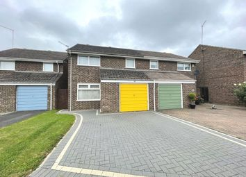 Thumbnail 3 bed semi-detached house for sale in Cavendish Drive, Langlands, Northampton
