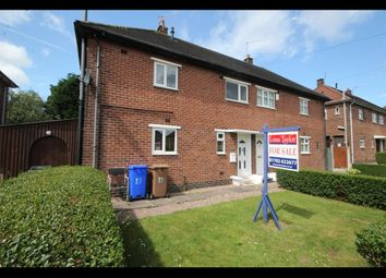 Thumbnail 2 bed semi-detached house for sale in Magdalen Road, Stoke-On-Trent