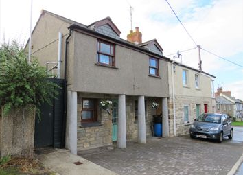 Thumbnail 3 bedroom semi-detached house for sale in Fore Street, Goldsithney, Penzance, Cornwall.