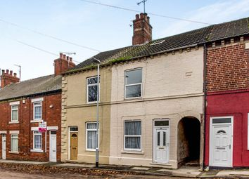 Thumbnail 3 bed terraced house for sale in John Street, Worksop
