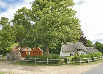 Thumbnail 2 bed cottage for sale in Main Road, East Boldre, Brockenhurst