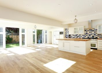 Thumbnail 4 bedroom semi-detached house to rent in Brook Gardens, Coombe, Kingston Upon Thames