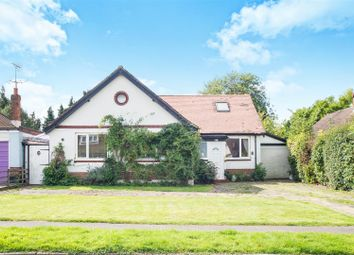 Thumbnail 5 bed detached bungalow for sale in Waterer Gardens, Burgh Heath, Tadworth