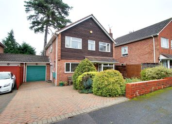 Thumbnail 4 bed link-detached house for sale in Brackendale Way, Reading, Berkshire