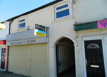 Thumbnail 1 bed flat to rent in East Prescot Road, Knotty Ash, Liverpool