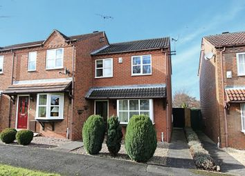 Thumbnail 3 bed terraced house to rent in Harvest Avenue, Barton-Upon-Humber
