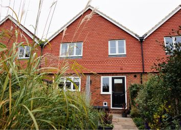 Thumbnail 3 bed terraced house for sale in The Downs, Chartham, Canterbury