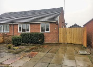 Thumbnail 2 bed semi-detached bungalow to rent in Cherry Road, Hunmanby, Filey