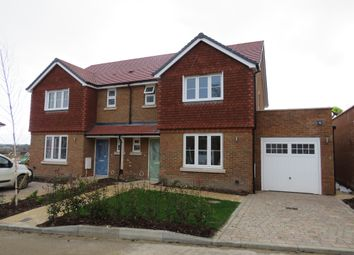Thumbnail 3 bed semi-detached house for sale in St Francis Close, Tring