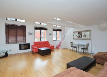 Thumbnail 2 bed flat to rent in Reservoir Studios, Wapping