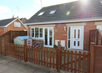 Thumbnail 2 bedroom semi-detached bungalow for sale in Spring Road, Southampton