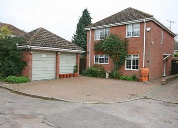 Thumbnail 4 bed property to rent in Dorchester Close, Stoke Mandeville, Aylesbury