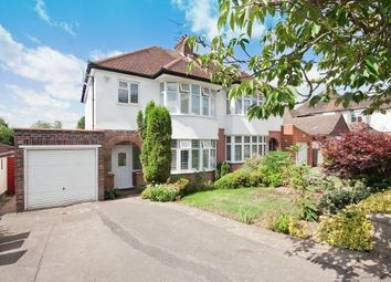 Thumbnail 3 bed semi-detached house for sale in Grange Gardens, Pinner Village, Middlesex