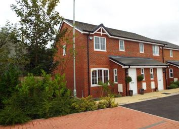 Thumbnail 3 bed end terrace house for sale in Redwood Drive, Blackpool, Lancashire