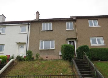 Thumbnail 3 bed terraced house for sale in Todholm Crescent, Paisley