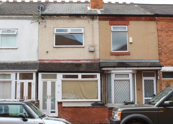 3 bed terraced house for sale in Deykin Avenue, Birmingham B6