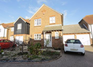 Thumbnail 3 bed detached house for sale in Mariners Lea, Broadstairs