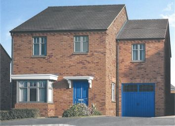 Thumbnail 4 bed detached house for sale in Plot 10, Moorland Glade, Hillmorton, Rugby