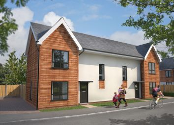 Thumbnail 2 bedroom semi-detached house for sale in Kings Farm Close, Longcot, Faringdon
