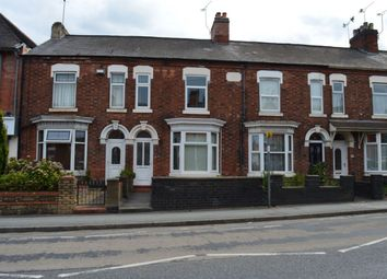 Thumbnail 3 bed terraced house to rent in Hungerford Road, Crewe