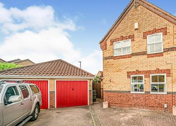 Thumbnail 3 bed end terrace house for sale in Augustus Gate, Stevenage, Hertfordshire, England