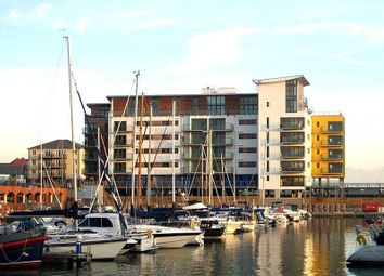 Thumbnail 2 bed flat for sale in Rapala Court, Sovereign Harbour North, Eastbounre