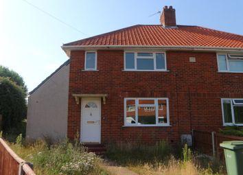 Thumbnail 3 bed semi-detached house for sale in 7 Leman Close, Loddon, Norwich, Norfolk